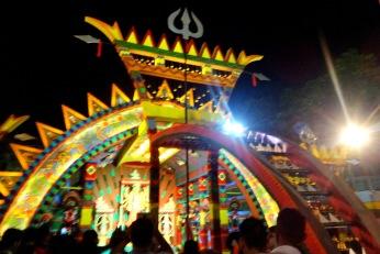 Main Pandal