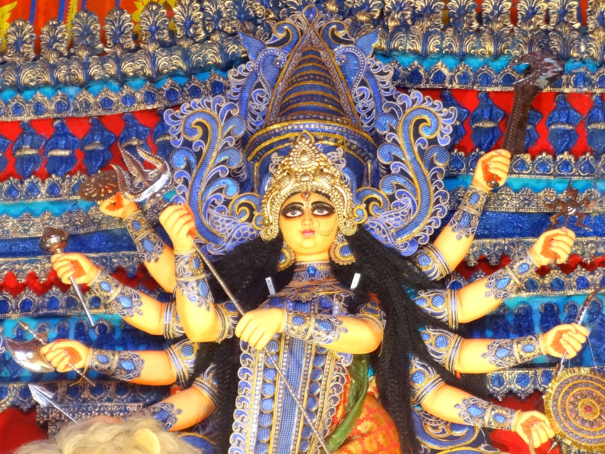 My Durga Puja 2017 Part 1- Kolkata days
