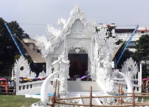 Pandal Entrance