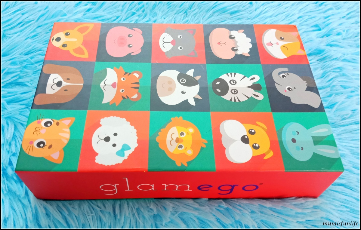 Glamego May 2018 - beauty subscription box review